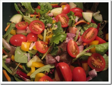 bigass salad
