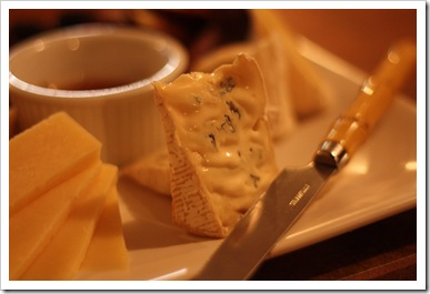 blue brie