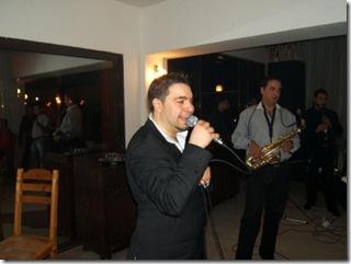 Florin Salam la restaurant live