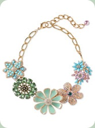 $188- Sequin Crystal & Enamel