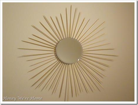 Starburst Mirror 003