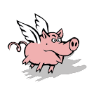 Click a Pig! icon