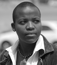 Zukiswa Wanner (photo by Victor Dlamini)