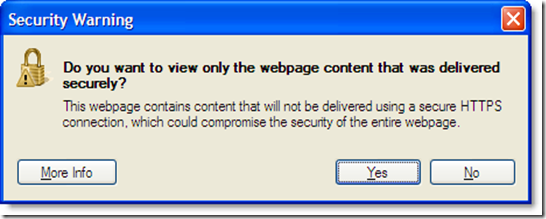 ie8securitywarning