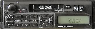VOLVO CR-502