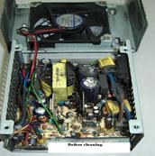 tv lcd repair: Troubleshooting And Repairing ATX Power Supply