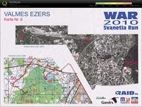 WAR 2010: trekking