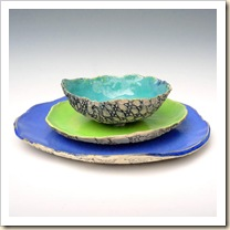 beach cottage dinnerware