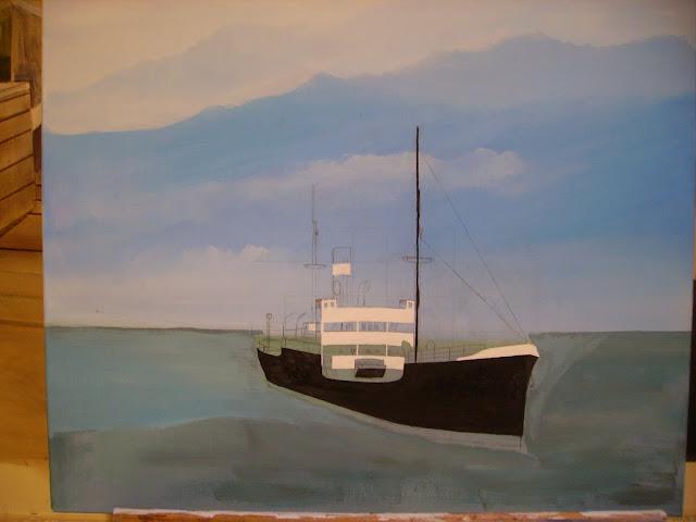 hobby peinture - Peinture maritime : nouveau hobby ? IMGP2781