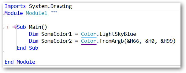 ColorSwatchCode