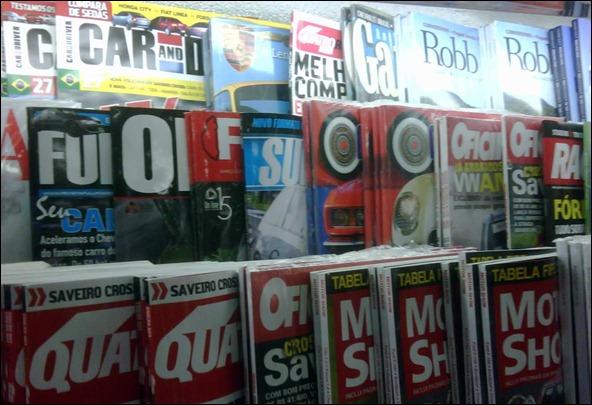 Concorra a uma revista automotiva no dia 05/03!