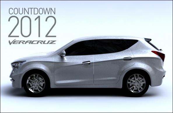 Primeira visão do próximo Hyundai Vera Cruz?