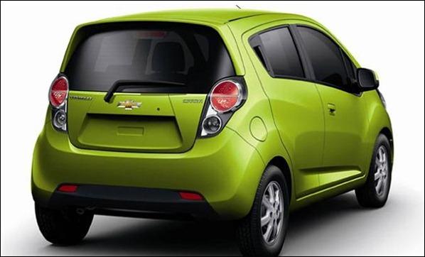 Nova geração do Chevrolet Spark chega na Argentina