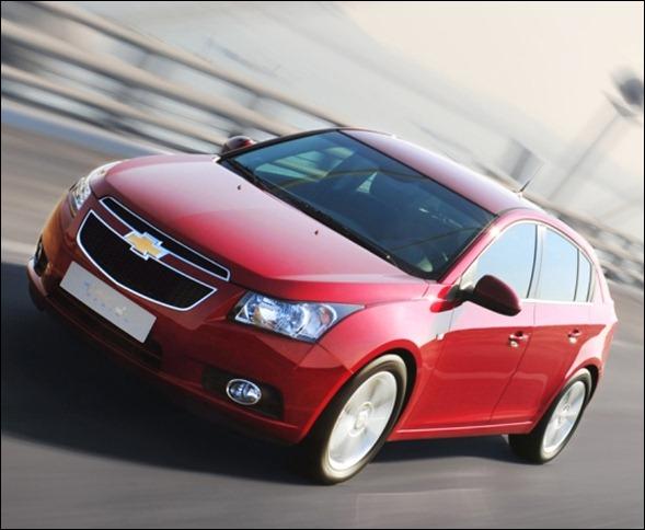 GM confirma a fabricação de 4 novos modelos no Brasil