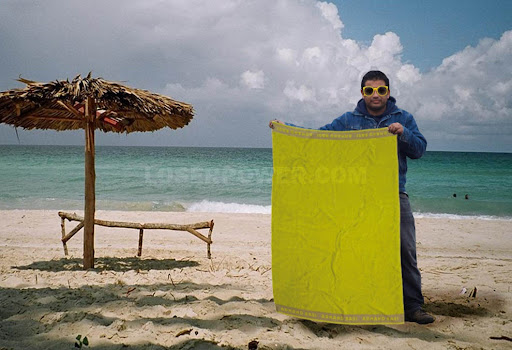 El chileno que sobrevivió a Cancún