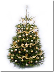decorated-tree-gold-and-silver-small