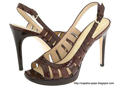 Zapatos pepe:K758470