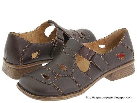 Zapatos pepe:CHESS758498