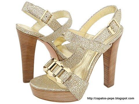 Zapatos pepe:PU-758559