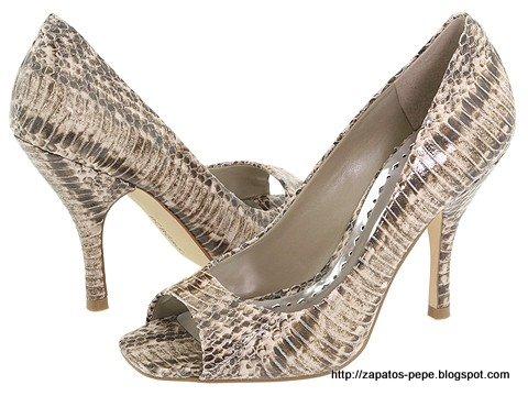 Zapatos pepe:LOGO758560