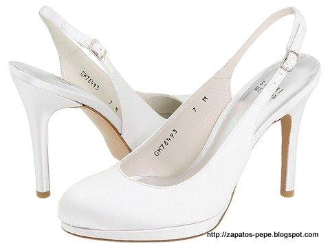 Zapatos pepe:WZ758596