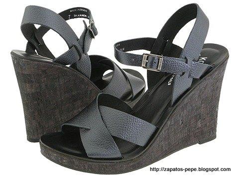 Zapatos pepe:GG758600