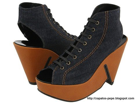 Zapatos pepe:ZK-758608