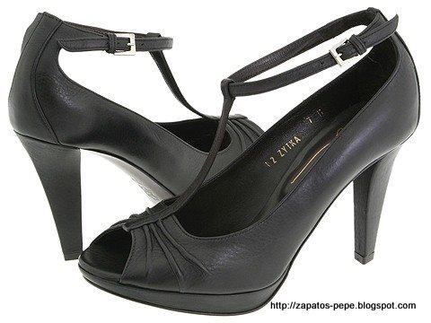Zapatos pepe:NE-758628