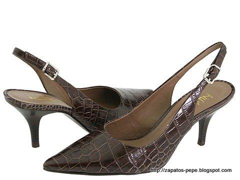 Zapatos pepe:O481-758633