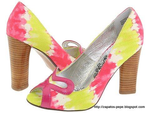 Zapatos pepe:B503-758811