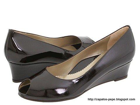 Zapatos pepe:B066-758704