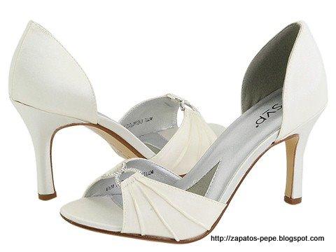 Zapatos pepe:B077-758709