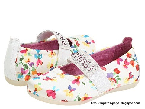 Zapatos pepe:B901-758770
