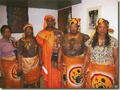 EMPODERAMENTO DA MULHER AFRICANA
