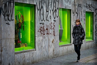 Green & Graffiti