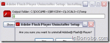 Adobe Uninstall