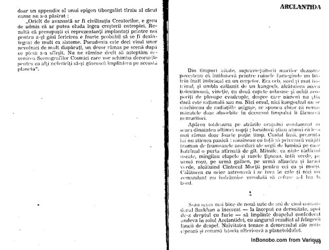 Arclantida intro - ctp