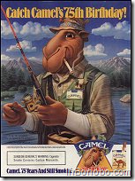 Catch Camel's 75th Birthday