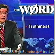 Truthiness - adeverie