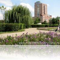Parcul Elena Doamna din Iasi