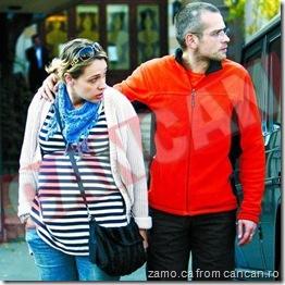 Maria Coman si Adelin Petrisor