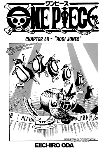 One Piece 611 page 01