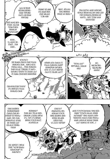 One Piece page 09
