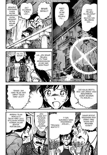 Detective Conan 763 Page 4