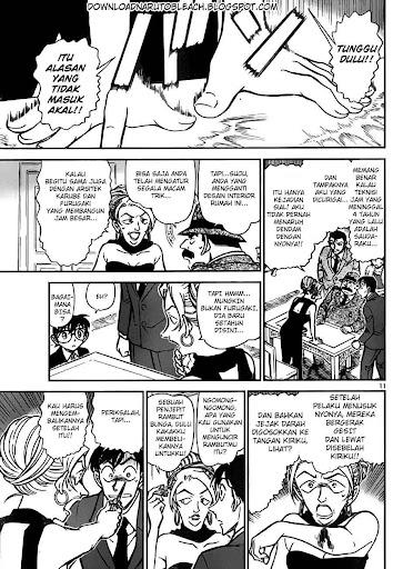 Detective Conan 763 Page 11