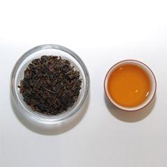 香六安茶 (茶色)