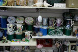 Decorative mugs and giftware