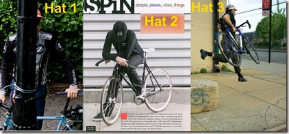 Bike Snob Hats