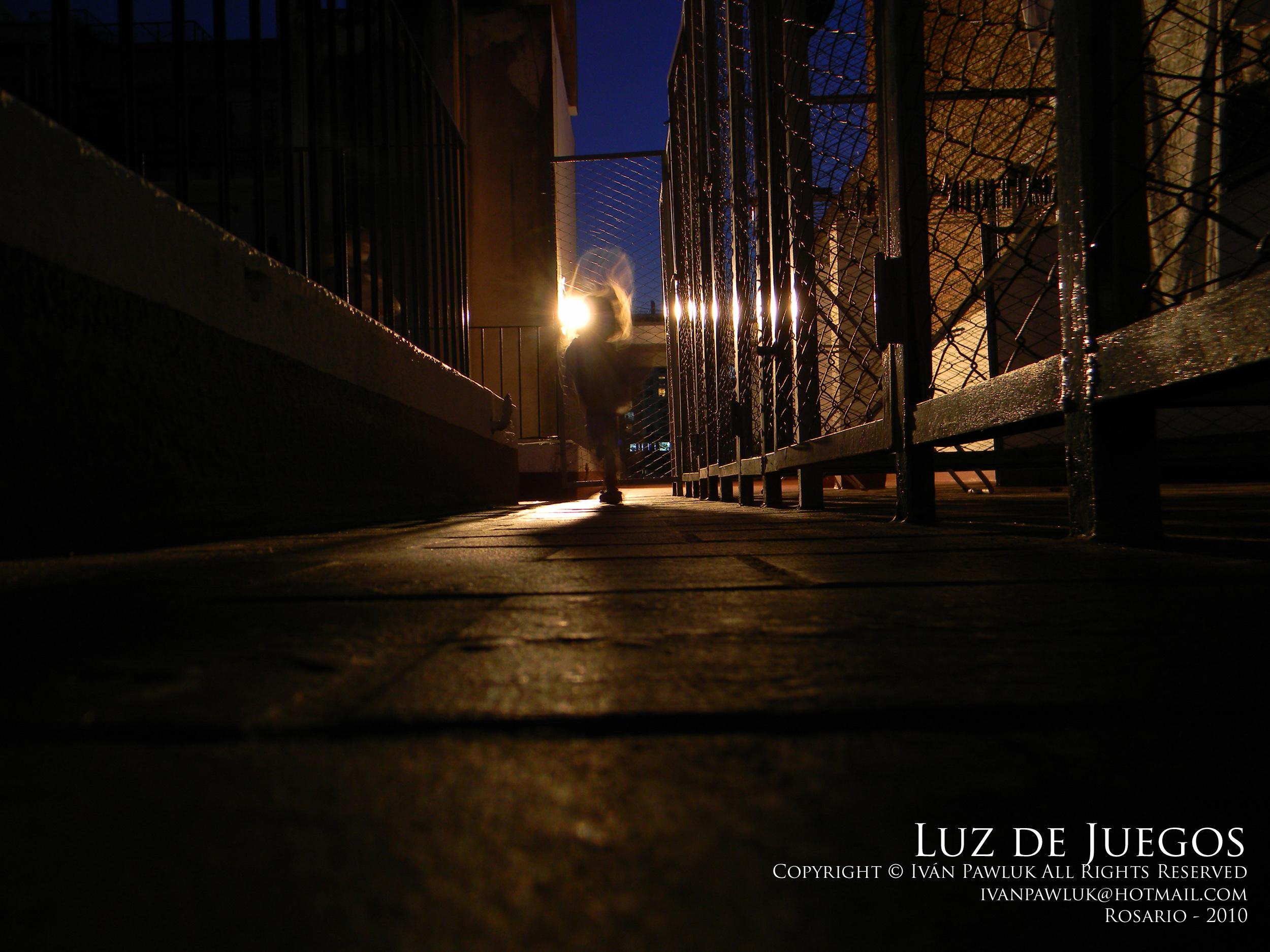 Luz de juegos  / Light Games