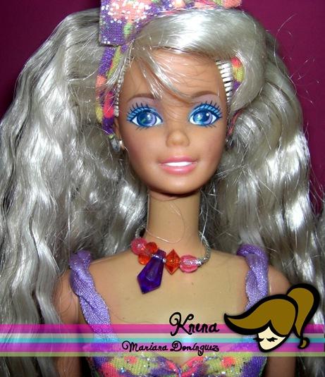 Barbie-Venezolana